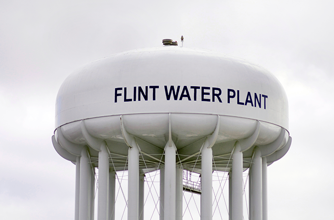 ICSC Members Lend a Hand in Flint Mich., Water Crisis