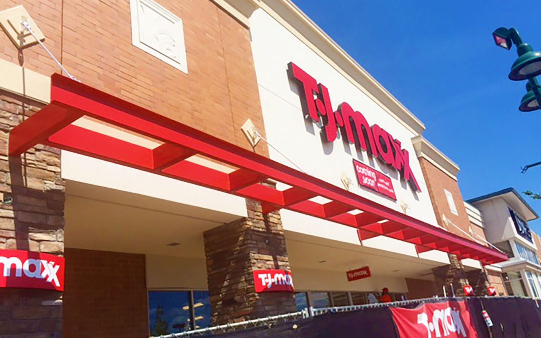 TJ Maxx Joins Thriving Green Oak Mall