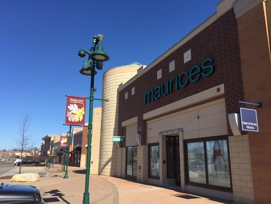 Maurice's coming to Green Oak mall