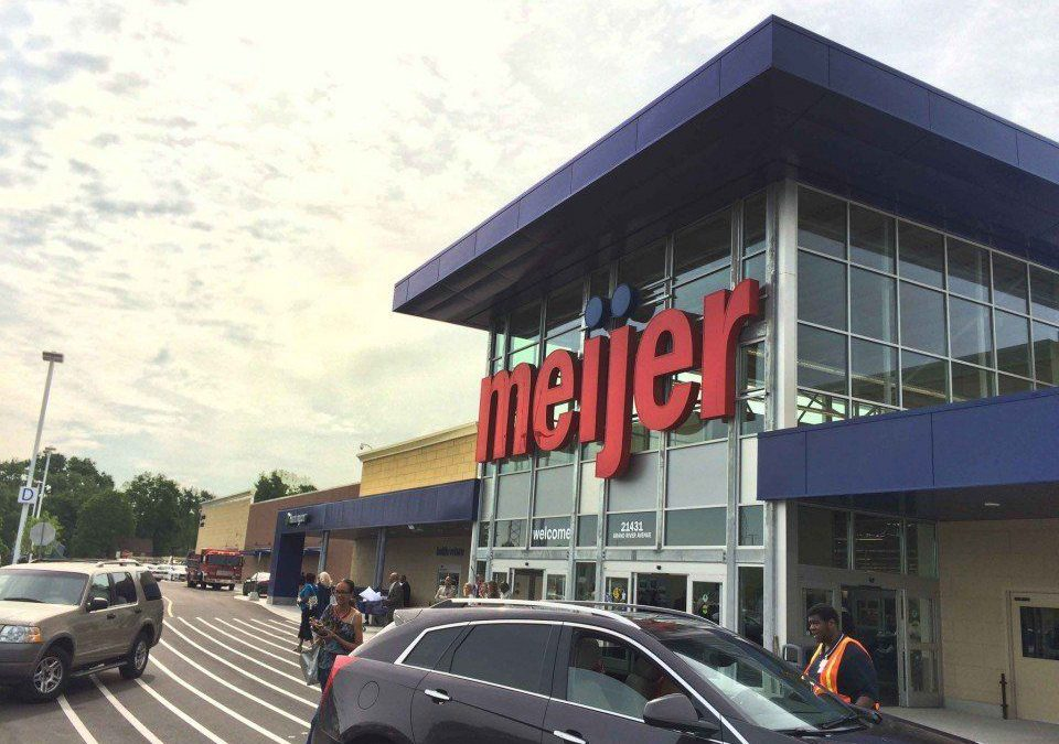 How one Meijer is changing Detroit
