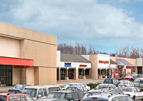 Minges Brook Mall