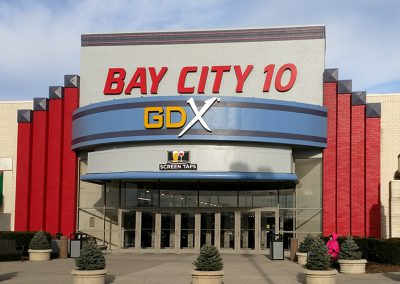 Bay City Entrance