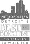 Metropolitan Detroit's Best and Brightest Companies to Work For